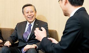 日本病院会 相澤孝夫会長