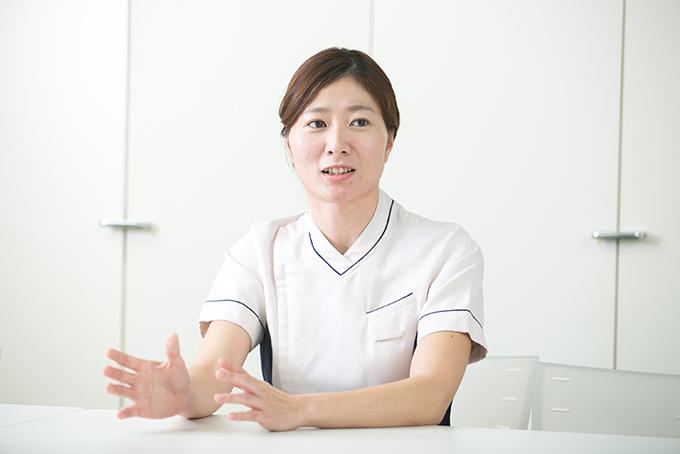 下村里子さん(29)