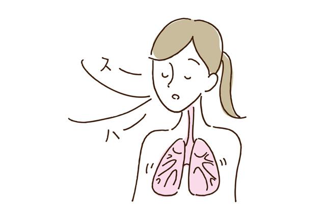 478呼吸法とは?ガチガチに固まった筋肉をやわらげよう!